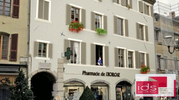 APPARTEMENT NEUF CHAMBERY - 2 pièce(s) - 52.29 m2